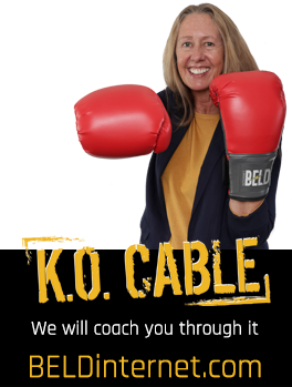 KO Cable, let us coach you!