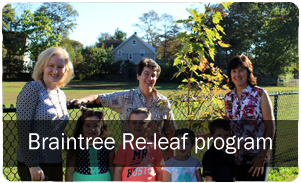 Braintree Re-leaf program