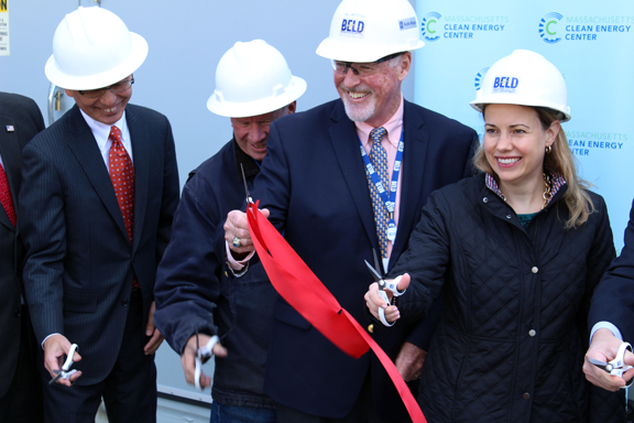 energy storage 2018 ribbon cutting